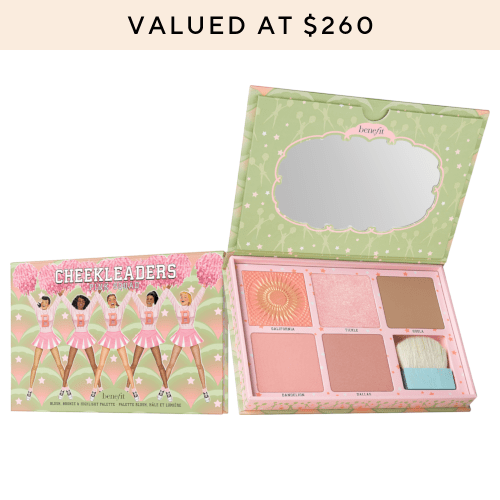 Benefit Cheekleaders Pink Squad by Benefit Cosmetics