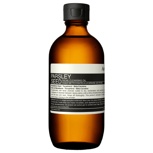 Aesop Parsley Seed Facial Cleansing Oil