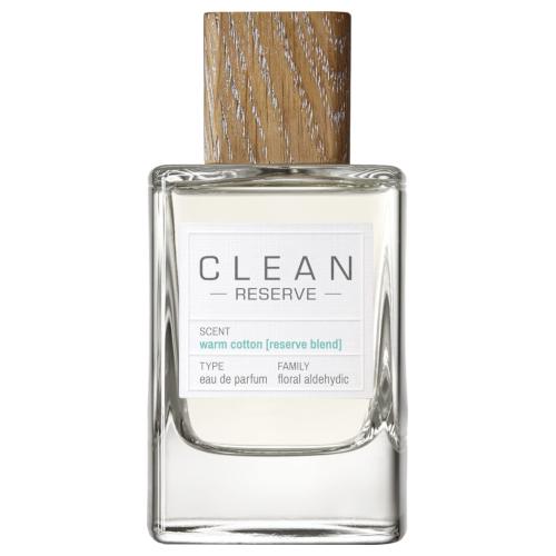 Clean Reserve Warm Cotton [Reserve Blend] Eau De Parfum 100ml