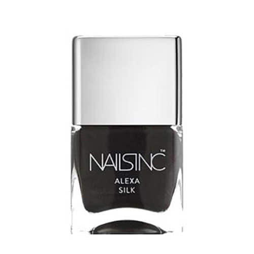 Nails Inc Alexa Fabric Polish – Silk by nails inc.