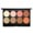 Gorgeous Cosmetics 8 Pan Palette - Blush and Highlight