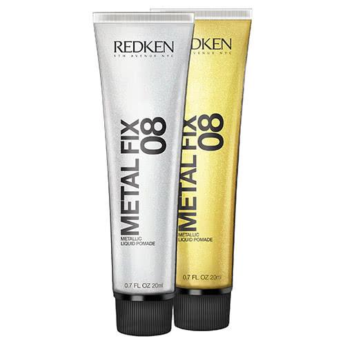 Redken Metal Fix 08 Metallic Liquid Pomade by Redken