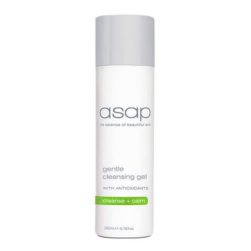 asap gentle cleansing gel 200ml by asap