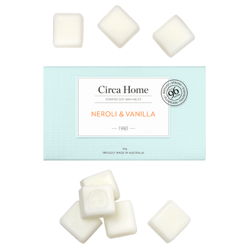 Circa Home Scented Soy Melts - Neroli & Vanilla by Circa Home Candles & Diffusers