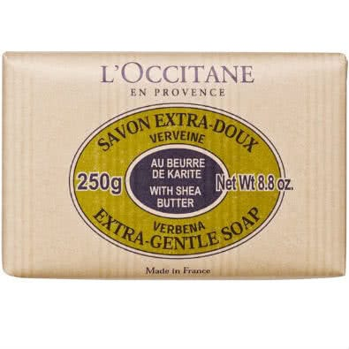 "L'Occitane Extra Gentle Soap - Verbena ""Verveine"" with Shea by L'Occitane"