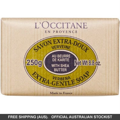 "L'Occitane Extra Gentle Soap - Verbena ""Verveine"" with Shea by loccitane"
