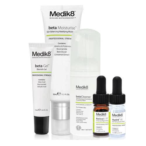 Medik8 Blemish Skin Solutions Pack by Medik8