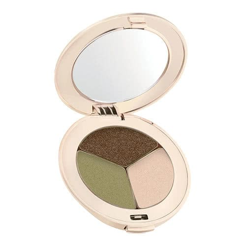 Jane Iredale PurePressed Eye Shadows: Triple - Khaki Kraze: part shimmer by jane iredale