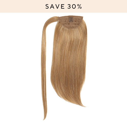 """Showpony 18"""" Clip In Heat Resistant Synthetic Ponytail by Showpony"""