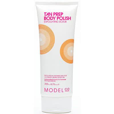 ModelCo Tan Prep Body Polish - Full size 200ml