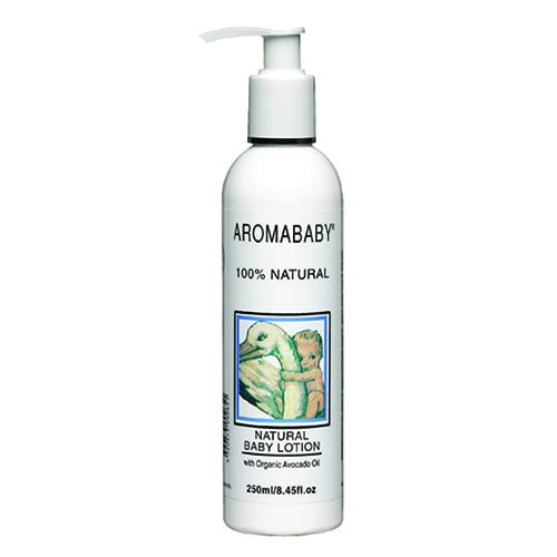 Aromababy Natural Baby Lotion with Organic Avocado by Aromababy