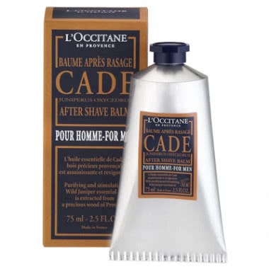 L'Occitane Cade After Shave Balm 75ml by L Occitane