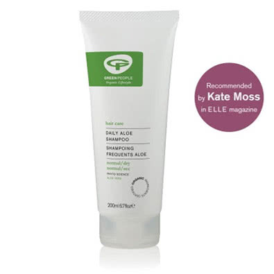 Green People Daily Aloe Shampoo - Normal/Dry Hair  by Green People