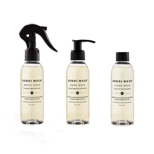 Bondi Wash Mini Home Care Trio