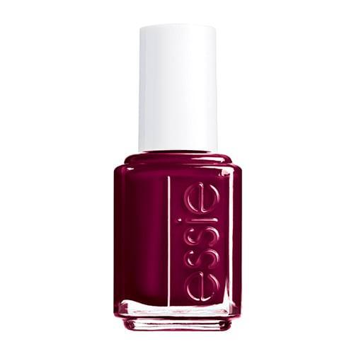 essie nail colour - bordeaux
