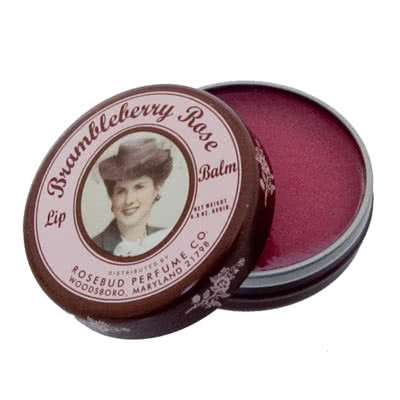 Rosebud Perfume Co Brambleberry Rose Lip Balm
