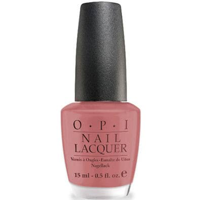 OPI Nail Lacquer - Not So Bora-Bora-ing Pink (Shimmer) by OPI color Not So Bora-Bora-ing Pink (Shimmer)