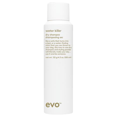evo water killer dry shampoo 200ml by evo