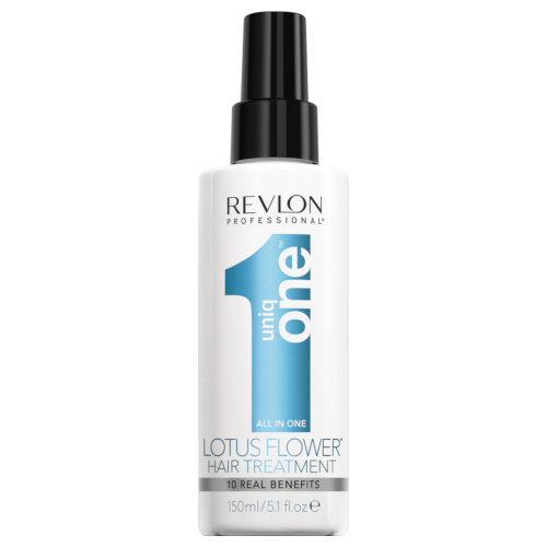 Revlon Professional UniqOne Hair Treatment- Lotus Flower 150ml by Revlon Professional