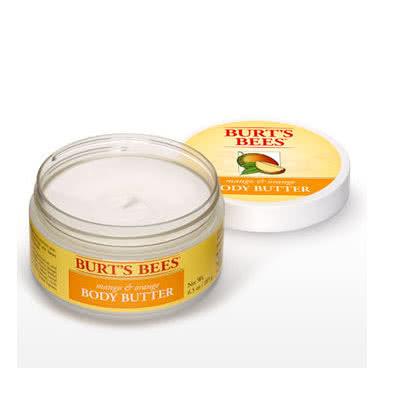 Burt's Bees Mango & Orange Body Butter