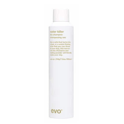 evo water killer dry shampoo by evo