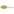 Janeke Gold Hairbrush with Gold Bristles - Classic by Janeke