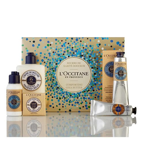 L'Occitane Comforting Shea Collection by L'Occitane