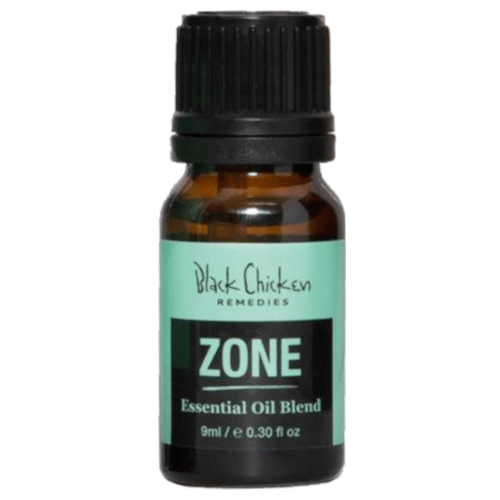 Black Chicken Remedies Zone Essential Oil Blend by Black Chicken Remedies