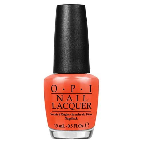 OPI Neon Nail Polish Collection Juice Bar Hopping  by OPI color Juice Bar Hopping
