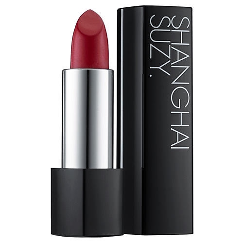 Shanghai Suzy Whipped Matte Lipstick - Miss Hannah Blood Red by Shanghai Suzy