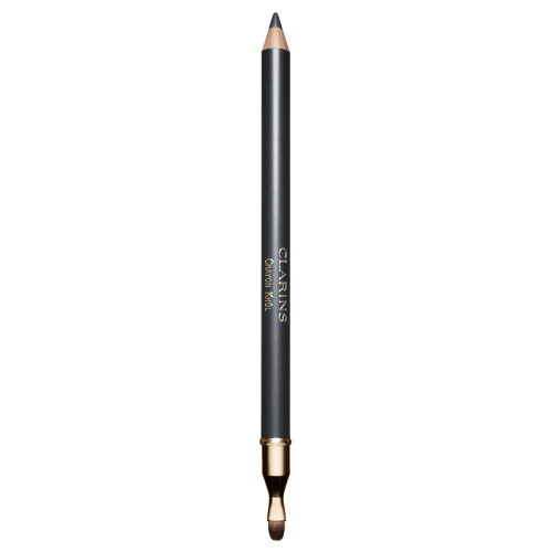 Clarins Crayon Khol: Long-Lasting Eye Pencil with Brush - 07 Smoky Plum