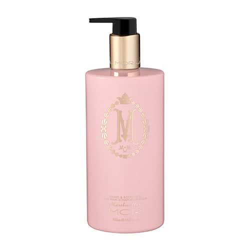 MOR Marshmallow Hand + Body Milk 500ml by MOR