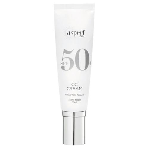 Aspect Sun CC Cream SPF 50+ 75ml by Aspect