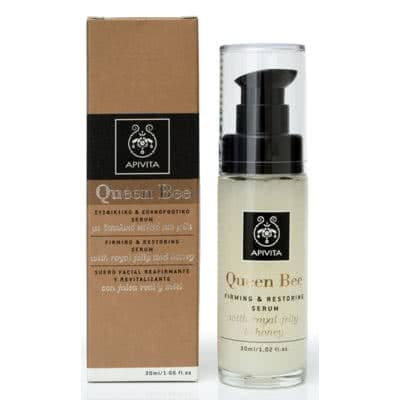 APIVITA Queen Bee Firming & Restoring Serum by APIVITA