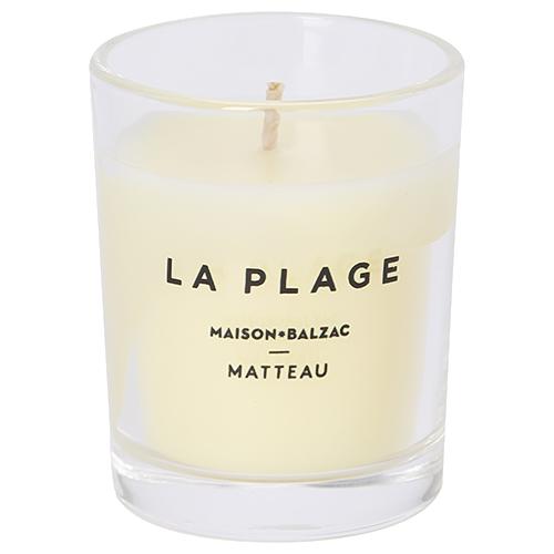 Maison Balzac La Plage Candle Mini by Maison Balzac