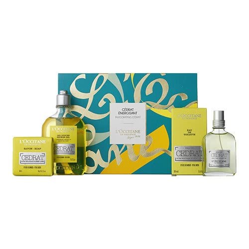 L'Occitane Invigorating Cedrat Collection by L'Occitane