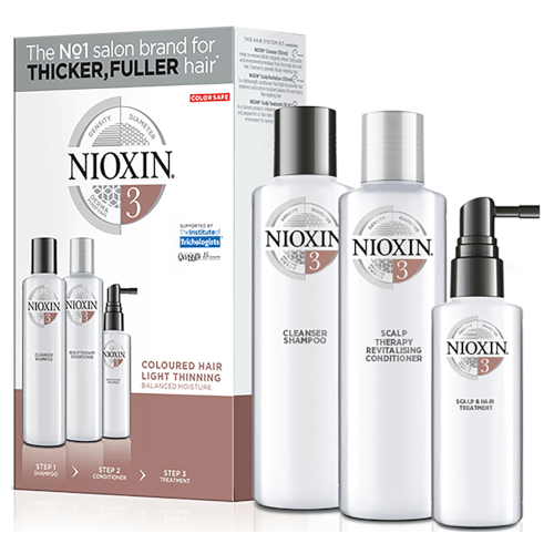 Nioxin 3D Trial Kit System 3