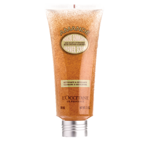 L'Occitane Almond Shower Scrub 200ml by L'Occitane