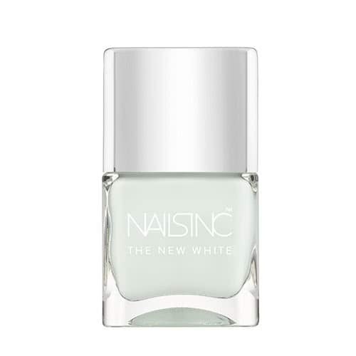 Nails Inc The New White Polish – Swan Street by nails inc.