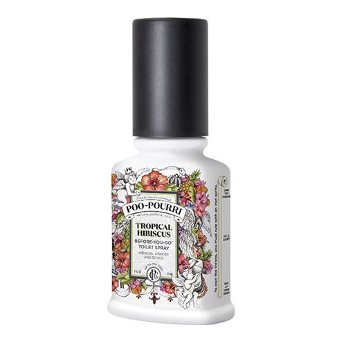 Poo Pourri Tropical Hibiscus Toilet Spray by Poo Pourri