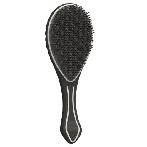 Air Motion Detangling Hair Brush- White by Air Motion