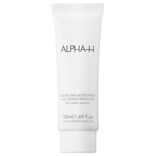Alpha-H Balancing Moisturiser & Gentle Exfol.