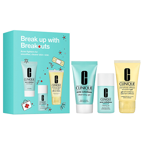 Clinique Break Up With Breakouts by Clinique