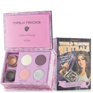 Benefit World Famous Neutrals Sexiest Nudes Ever Eyeshadow Kit