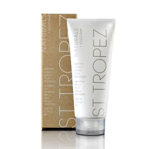 St Tropez Naturals Self Tan Lotion Suitable for Sensitive Skin