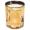 Cire Trudon Limited Edition Gold Anthracite Ernesto Candle 270gm