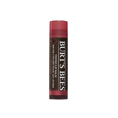 Burt's Bees Tinted Lip Balm-Red Dahlia