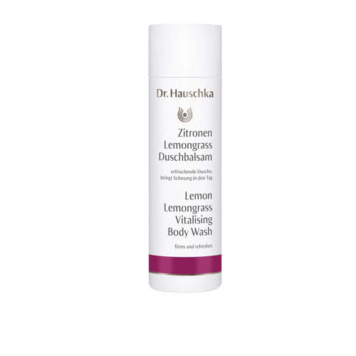 Dr Hauschka Lemon Lemongrass Vitalising Body Wash