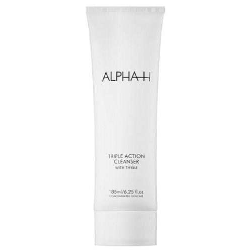 Alpha-H Triple Action Cleanser 185ml
