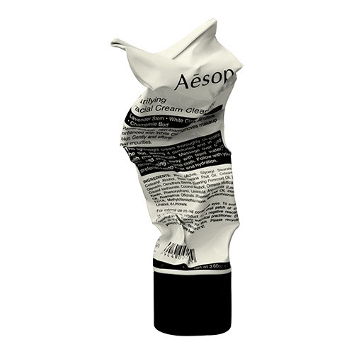 Aesop Purifying Facial Cream Cleanser 100ml Tube